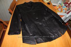 Куртка женская кожаная р. 44-46