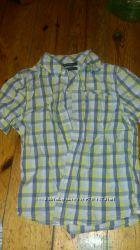 Рубашки 10-9лет