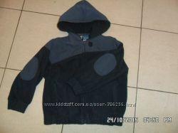 Модная флисовая курточка Reebok оригинал