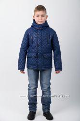 Новинка, демисезонная куртка для мальчиков 134-164 см