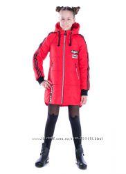 Новинка Демисезонная куртка для девочек Адриана , 128-158 см