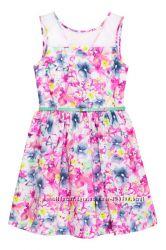 Платья фирмы H&M размер 158 см.