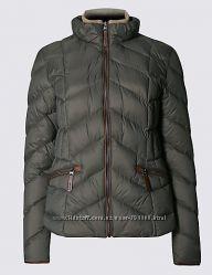 Пуховая куртка фирмы Marks&Spenser размер 12