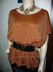 Стильная нарядная блуза oversize