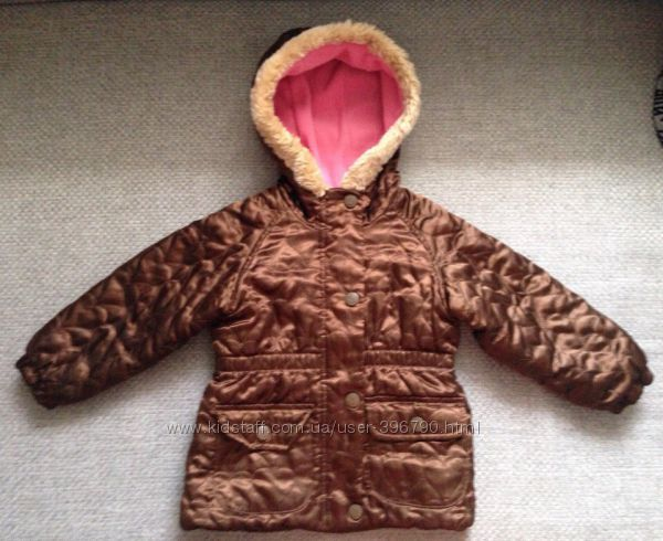 Куртка осень-весна фирмы OshKosh. Размер 2 года.