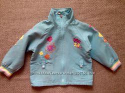 Куртка, ветровка, пиджак, теплая кофта. Размер 15-24 мес.