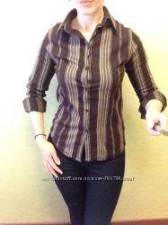 Стильная, качественная рубашка. Размер 42  - 44