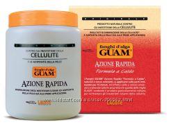 Антицеллюлитная маска Guam  ускоренная формула
