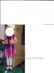 красивое платье карнавальное новогоднее 18-24 месяца