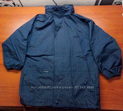 Куртка-ветровка, дождевик с капюшоном  Peter Storm на 7-8 лет