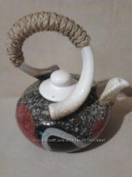 Чайник-заварник керамический