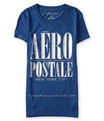 Новая футболка AEROPOSTALE р. L на наш S-M
