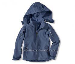 Куртка софтшел TCM Tchibo на 4-6лет 110-116см