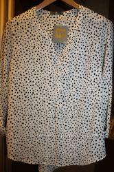 Красивая модная туника блузка BHS Англия размер UK14