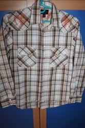 Рубашки мальчику на 11-12 лет NEXT