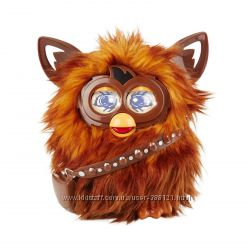 Hasbro. Furby Boom, Star Wars Episode 7 Furbacca. Ферби Фурбакка B4556