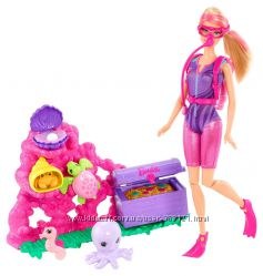 Barbie, Игровой набор Барби я могу стать искателем сокровищ