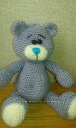 Мишка Тедди. Игрушки ручной работы