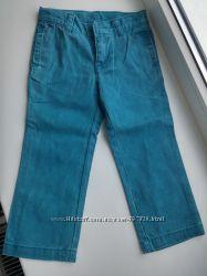 Новые с этикетками бирюзовые брюки Crazy8 размер 2Т