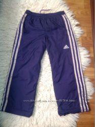 утепленные  штанишки Adidas