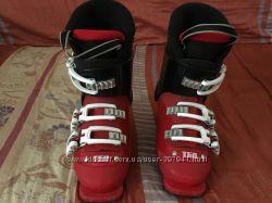 Лыжные ботинки tecno pro