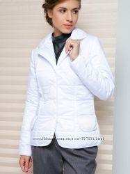 Новая белая  курточка Шейк от Гранд. юа 46 р-р