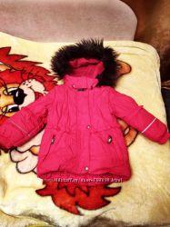 Продам зимнюю курточку фирмы Lenne