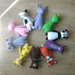 Вяжу на заказ детские игрушки Little Bear Crochets
