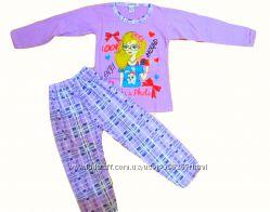 Пижамы для девочек отличного качества