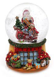 Водяные Рождественские шары