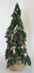 Елки и сосны - новогодние деревья до 150см