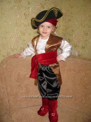 Новогодний костюм Пирата - снизила цену