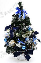 Декоративные украшенные елки