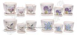 Оригинальные кашпо, вазоны для цветов, орхидейницы, Прованс