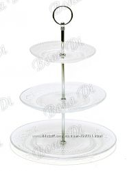 Многоярусные вазы - Фруктовницы,  конфетницы