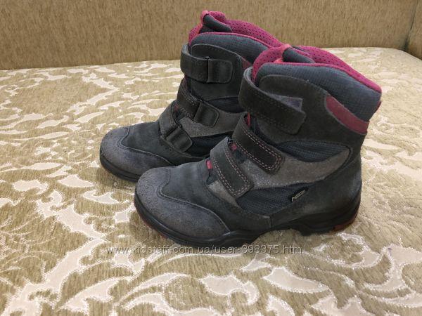 Ботинки Ecco 32р  бу