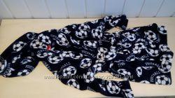 Махровый халат на 3-4 года