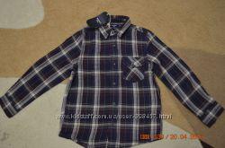 Рубашка MANGO 4-5лет