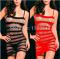 Сексуальное мини платье