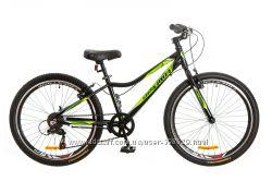 Подростковый горный велосипед 24 OPTIMA BLACKWOOD 2017