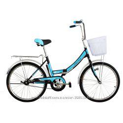 Складной велосипед 24 TITAN ДЕСНА