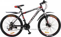 Горный велосипед на гидравлике 26 TITAN URBAN HDD