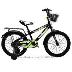 Детский велосипед 18 TITAN BMX