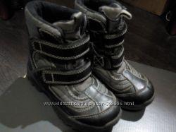 Ботинки зимние  водонепроницаемые