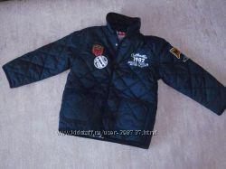 курточка NEXT и жилет GAP
