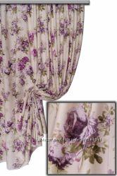 Очень красивая шторная ткань, Турция, прованс, тефлон покрытие.