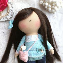 Лялька ручної роботи дуже ніжна боюнетка Handmade