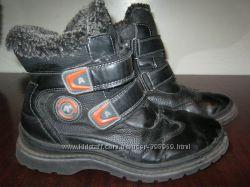 Зимнии ботинки р. 37