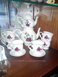 Чайно-кофейный сервиз на 6 персон