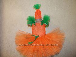 Костюм морковки